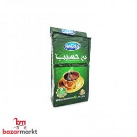 قهوة بدون هال حسيب  500غرام /أخضر/ سارادو