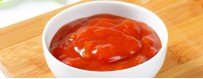 Tomato souce and Ketchup