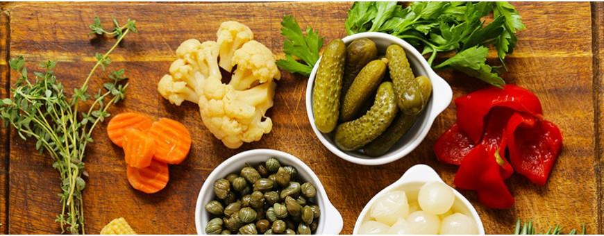 Pickled Vegetables